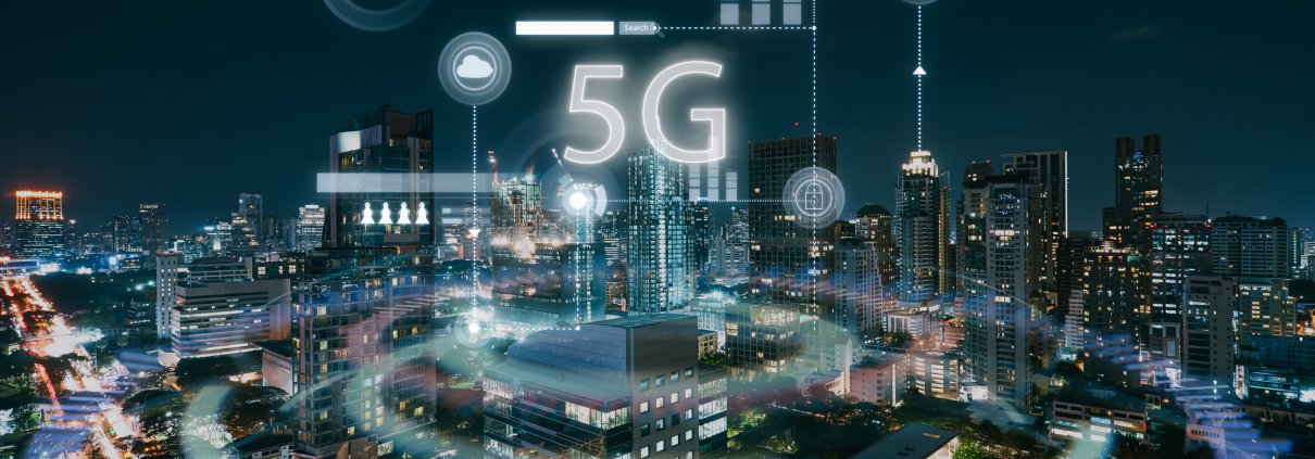 5g Technologies - Complete Controller