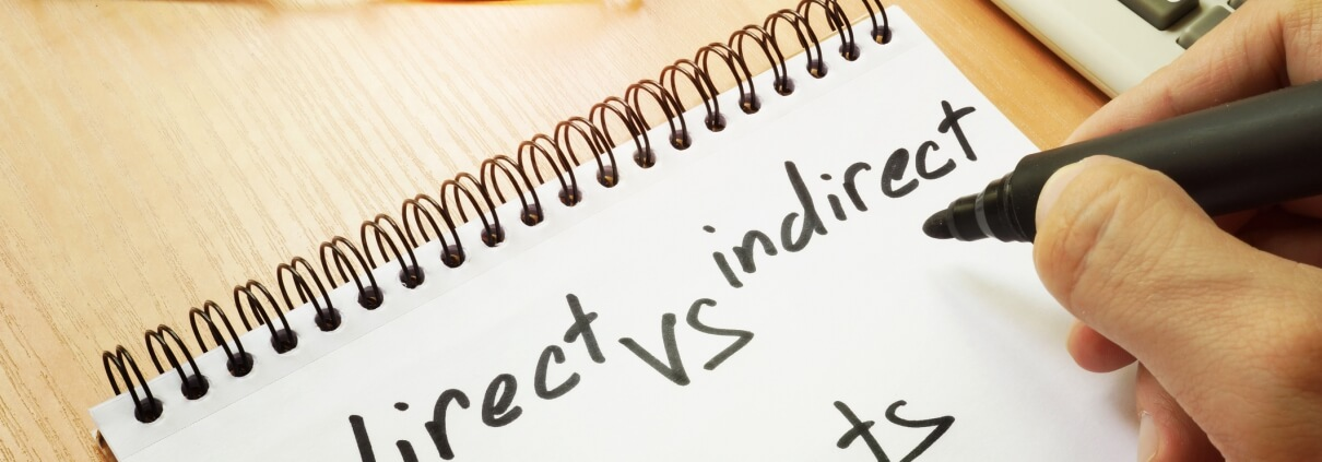 Direct Costs vs. Indirect Costs - Complete Controller