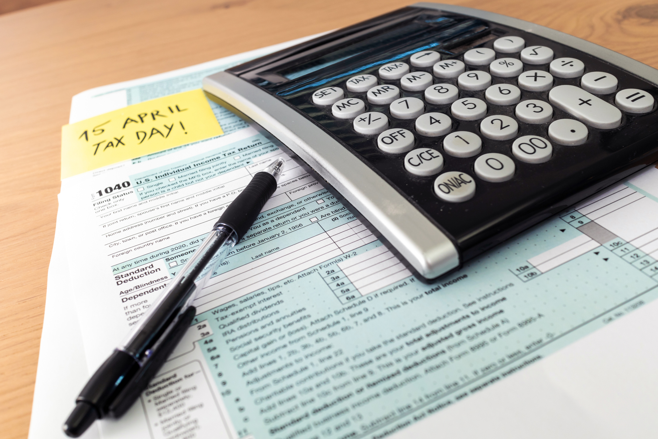 Filing Personal Taxes - Complete Controller