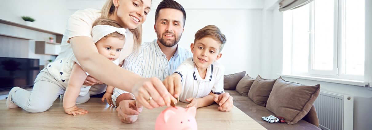 Kids and Finances - Complete Controller