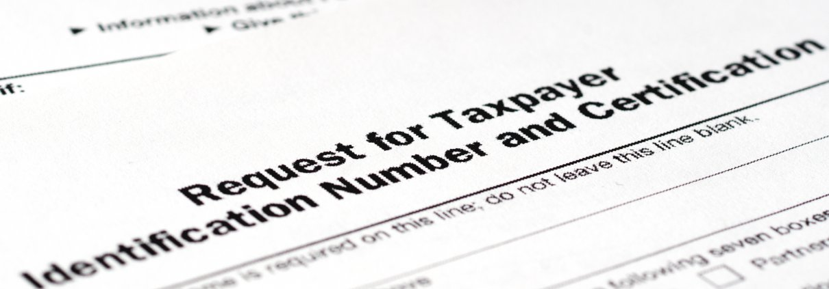 Taxpayer Identification Number - Complete Controller