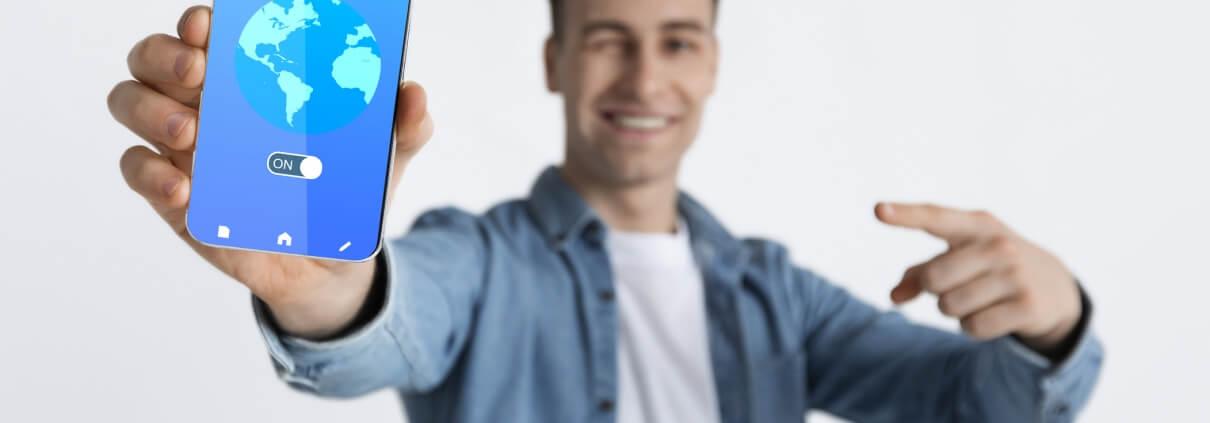 VPN Phone Apps - Complete Controller