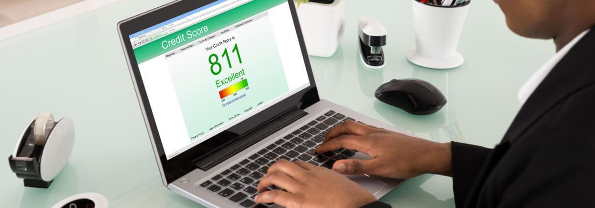 check credit score - Complete Controller